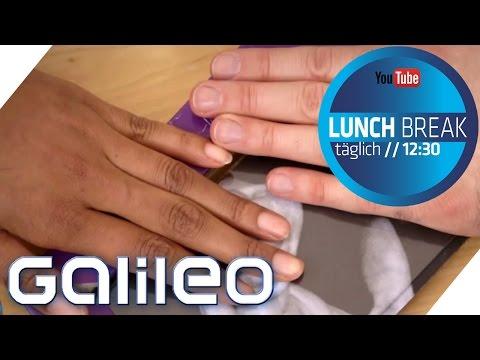 Überraschende Fakten rund um die Hand   Galileo Lunch Break