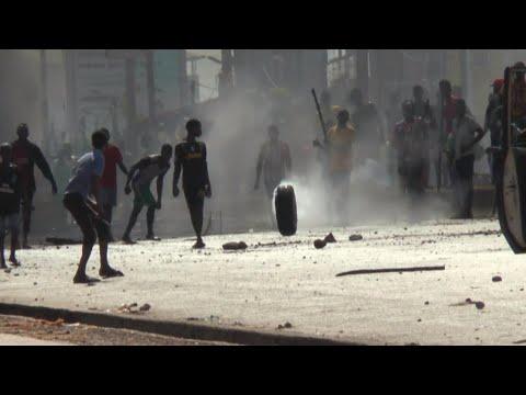 Journal de l'Afrique - Guinée : Condamnantion des responsables du FNDC à de la prison ferme