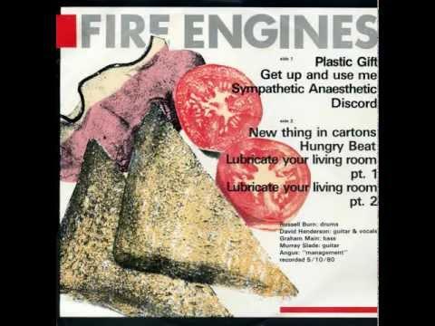 Fire Engines - Plastic Gift (Vinyl)