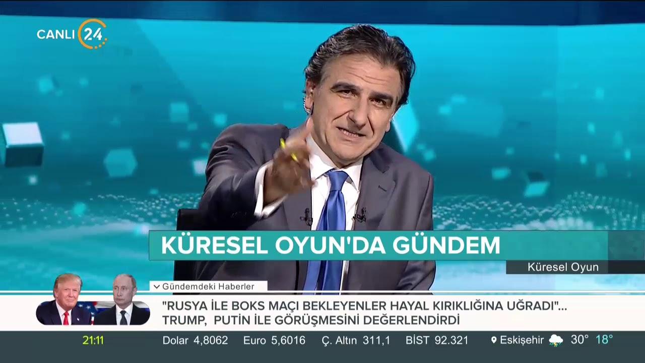 Selim Atalay ile Küresel Oyun (18.07.2018)