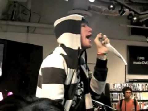 alesana apology acoustic live