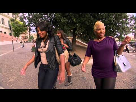 Braxton Family Values | Traci Gets Pinched | WE tv