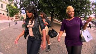 Braxton Family Values: Traci Gets Pinched