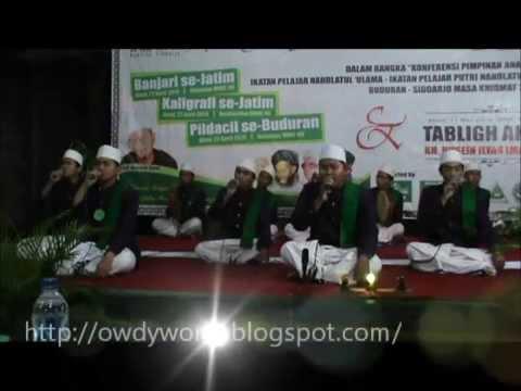 Al Karomah - Festival Banjari Buduran 2014 #1