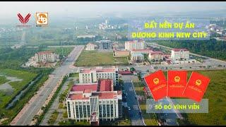 Dương Kinh New City, Giới thiệu dự án đất nền Hải Phòng 2020 -  bản Fly Cam Full HD