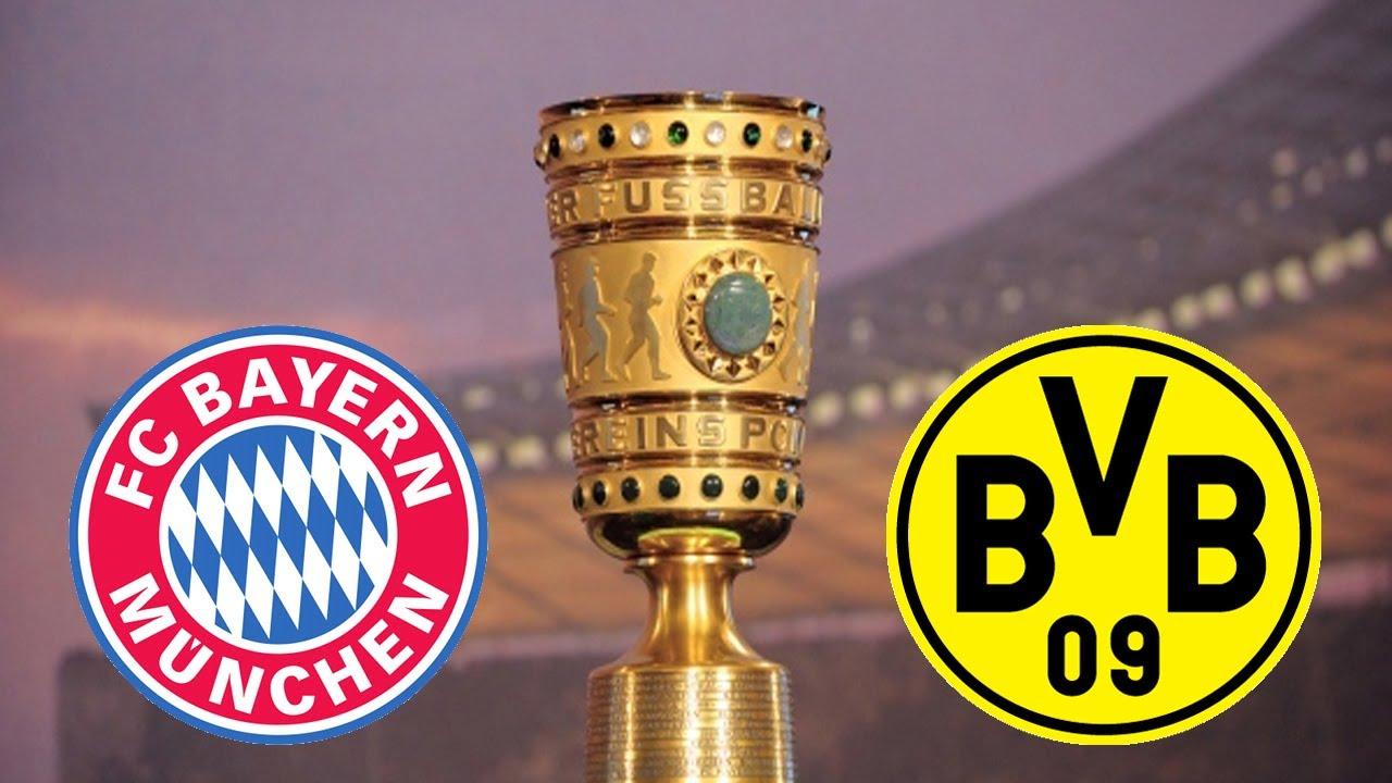 Bayern Dortmund 2021 Dfb Pokal