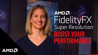 AMD FidelityFX Super Resolution: Boost Your Performance