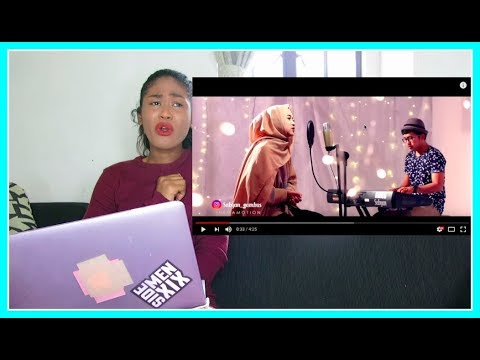 YA HABIBAL QOLBI - SABYAN version | Reaction