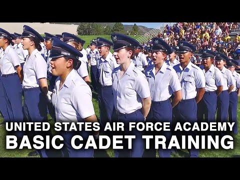 United States Air Force Academy – Basic Cadet Training