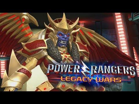 Power Rangers Legacy Wars - Mega Goldar (RARE) Unlocked!