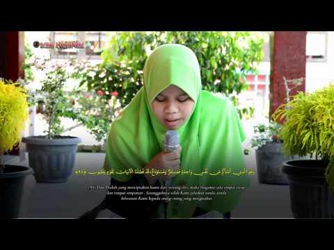 Wafiq Azizah Siregar - Surah Al An'aam ayat 95-99
