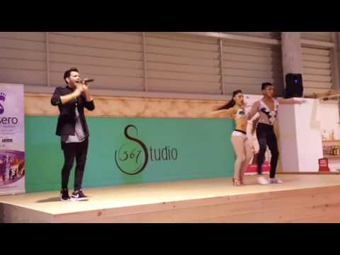 Maxi Y Nahir Con Dani J  Bachata Show