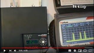 Секрети посилення ТВ сигналу - слабкого та сильного: окремо! Налаштування Micromatv BOOK