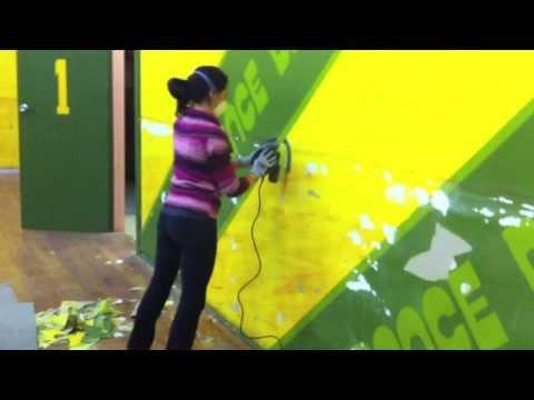 Brazilian Dance Academy Studio Renovation