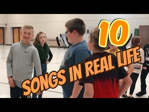 Songs in Real