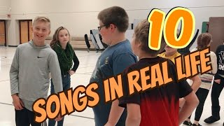 Songs in Real Life Part 10