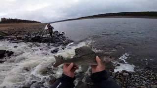Рыбалка на новой лодке.Часть 1вая..