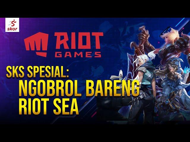 Ini Kunci Kesuksesan Riot Games di Indonesia!! | SKS