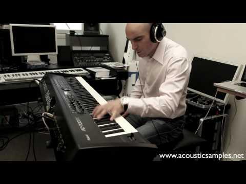 AcousticsampleS OldBlackGrand video 1