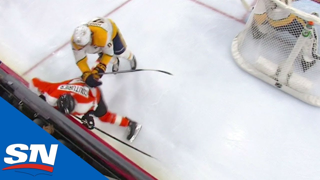 Sean Couturier will miss at least two weeks with injury