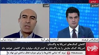 MEHWAR: U.S's Move To Cut Aid To Pakistan Discussed/محور: کاهش کمک های امریکا به پاکستان