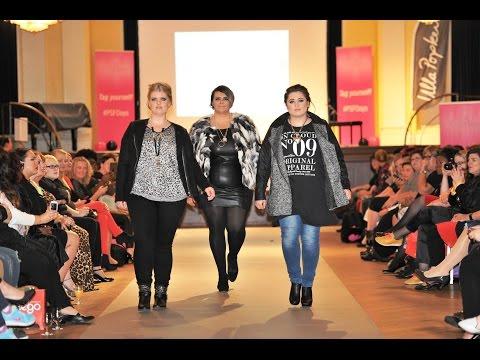 Plus Size Fashion Days in Hamburg 2014 HQ 720p