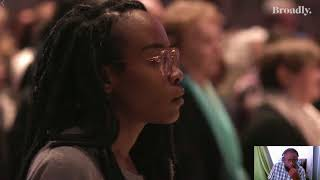 Finding God at a Beyonce Mass Reaction