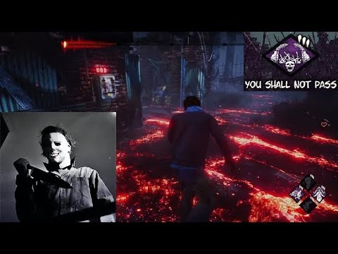 Blood Warden In The End Game Collapse Dead By Daylight Youtube