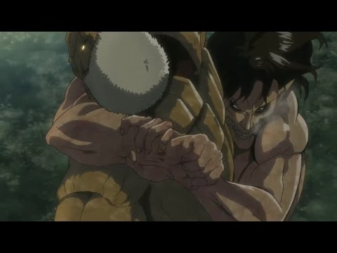 Attack On Titan Season 2 (Cap) 7「Epic titan fight」「AMV」