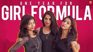 Girl Formula First Anniversary Special Video | Chai Bisket
