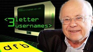 TLU Three Letter Username Obsession - Computerphile