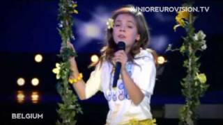 Belgium: Laura sings Zo  Verliefd / Junior Eurovision Song Contest 2009