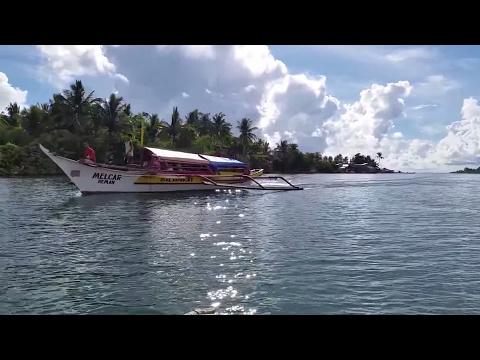 River Boat Ride In Lawaan Abuyog, Leyte.