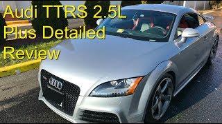 Audi TT RS Plus 2013 Videos