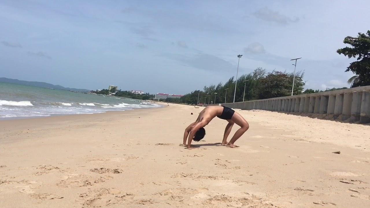 Filipino nude family beach