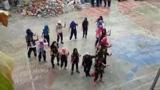 (17.12.2015) Flashmob XII AKUNTANSI 1 (EXTRACCONE)  SMK NEGERI 10 JAKARTA .