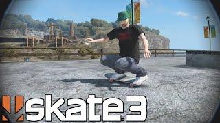 Skate 3 - Game of S.K.A.T.E no Pier! - Parte #105