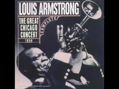 Louis Armstrong - La Vie En Rose (1952) dieulois