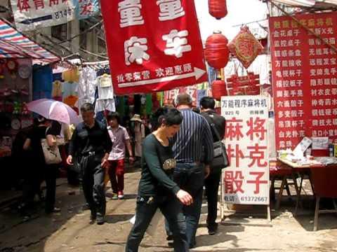 Crazy Market Wuhan