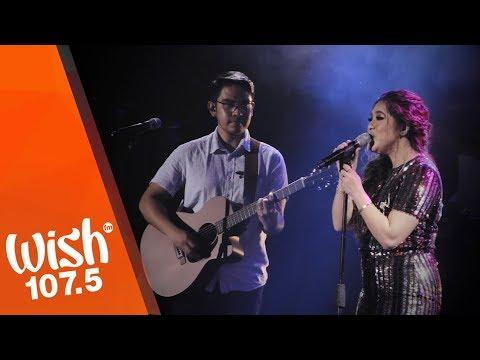 "Moira and Jason perform ""Ikaw At Ako"" LIVE on Wish 107.5"