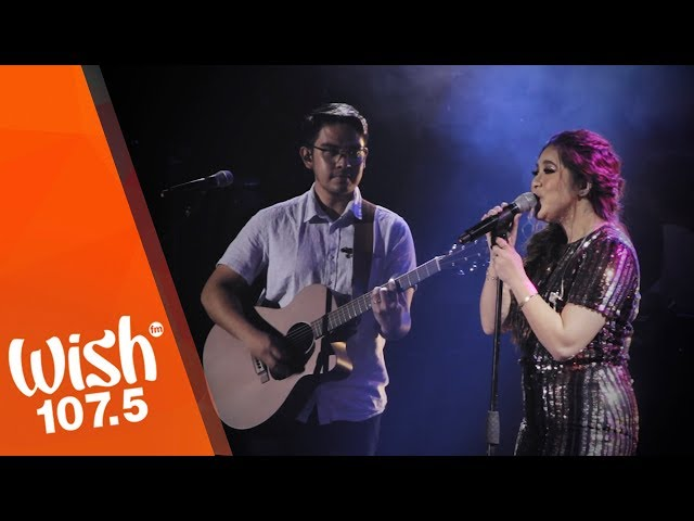 "Moira and Jason perform ""Ikaw At Ako"" LIVE on Wish 107.5"