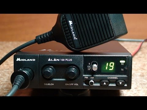 Midland Alan 100 Plus - Zanim kupisz cb radio - Test # 21