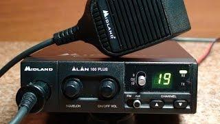 Midland Alan 100 Plus - Zanim kupisz cb radio - Test # 21