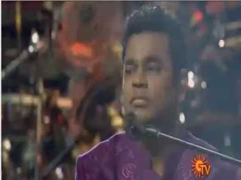 Ella pugazhum ATM AR Rahman Live Concert - Netru Indru Naalai Chennai concert