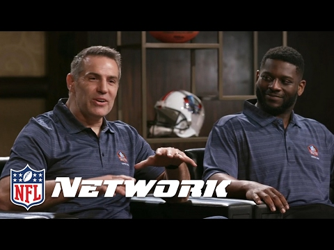 Kurt Warner, Terrell Davis & L.T. on being a Hall of Famer | NFLN | Gold Jacket Class of 2017