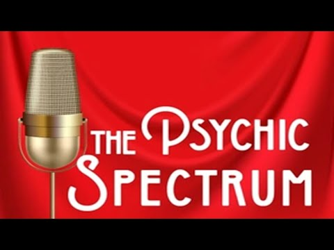 The Psychic Spectrum Radio Show 10-16-21 Conversations with Skip and Sha'ron