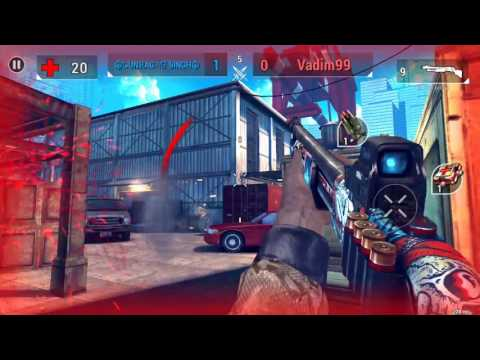 UNKILLED WARFARE BEST MISSION  AND PVP MULTIPLAYER
