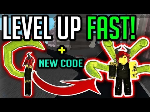HOW TO LEVEL UP FASTER IN | Ro-Ghoul | 2019 NEW CODE !Code20K!