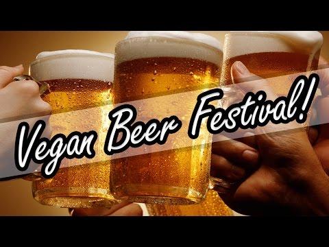 Rose Bowl Vegan Beer Festival Pasadena Califonia May 2015