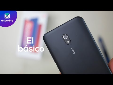 Xiaomi Redmi 8A | Unboxing en español